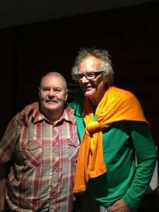 Ross Hannaford and Brian Wise - Triple R Studios, December 2015